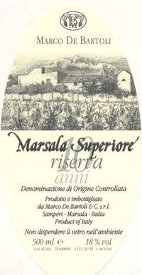 Marsala superiore riservaws